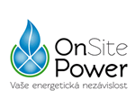 We have a new client - OnSite Power Holding, a.s.